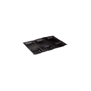 Stampo in silicone microforato i MICROFORATI Quadro 8,5x8,5cm 30MICRO08 set 2 pz | Martellato