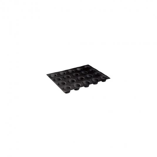 Stampo in silicone microforato i MICROFORATI Tondo Ø4,8cm 30MICRO10 set 2 pz | Martellato