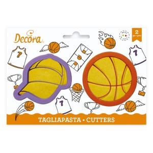 Tagliapasta CANESTRO in plastica 7,5cm - set 2 pz Decora