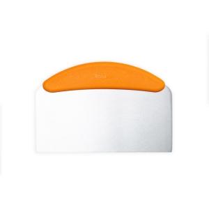 Spatola liscia in acciaio per decorazioni 22,5 x 11 cm Decora