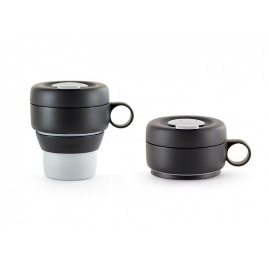 Mug To Go grigia Lékué