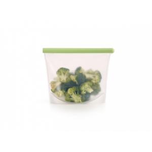 Sacchetto riutilizzabile in silicone 1 litro Lékué