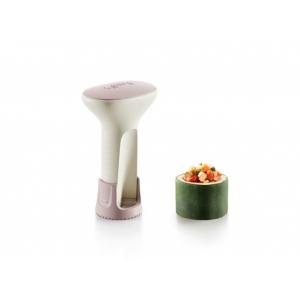Svuota verdura Veggie Cup ABS lilla Lékué