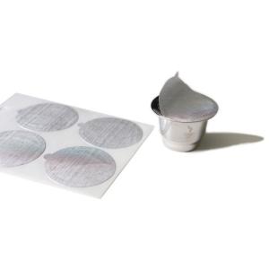 CONSCIO Adesivi salva aroma per capsule caffè riutilizzabili Conf. 80 pz Gefu