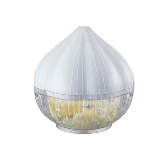 Trita aglio plastica/inox bianco AGLIOLI Gefu