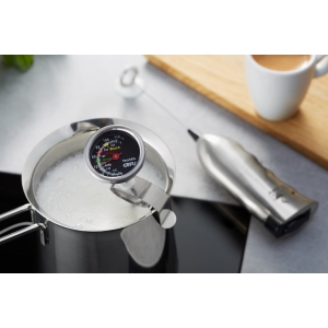 Termometro per tè/tisane e latte inox SIDO Gefu