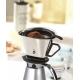 Filtro caffè americano 4 tazze inox ANGELO Gefu