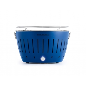 Barbecue portatile a carbonella Blu LG G34 U BL Lotus Grill