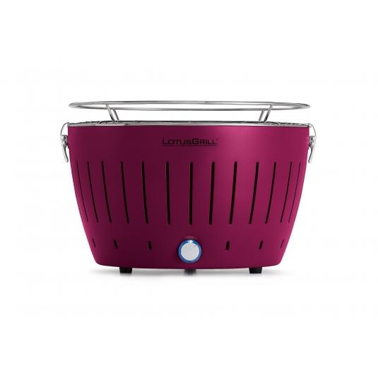 Barbecue portatile a carbonella Viola LG G34 U PU Lotus Grill