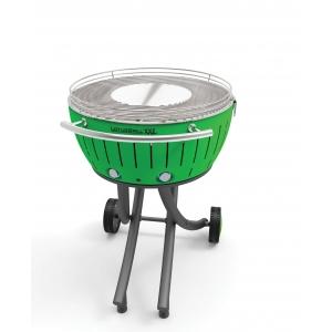 Barbecue con ruote a carbonella XXL Verde LG GG600 GR Lotus Grill