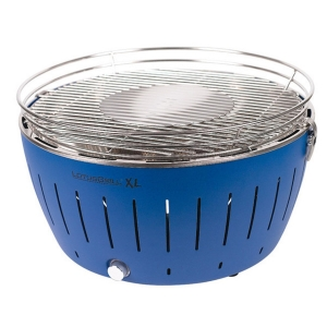 Barbecue portatile a carbonella XL Blu LG G435 U BL Lotus Grill