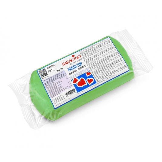 Pasta TOP verde chiaro 500 gr Saracino
