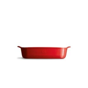Pirofila in ceramica rettangolare 'Ultime' S rosso gran cru EH349650 Emile Henry