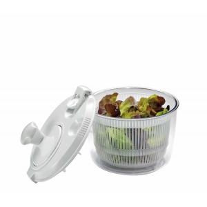 Centrifuga lava insalata a cordicella mini 2,5L bianco Kutchenprofi
