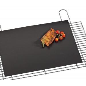 Tappetino BBQ in fibra di vetro set 2pz 40x50cm Kuchenprofi