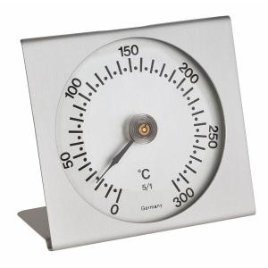 Termometro analogico da forno in alluminio TFA