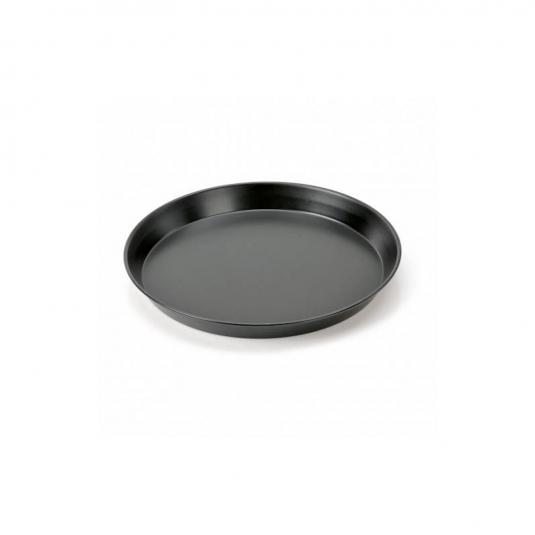 Teglia da pizza rotonda antiaderente Ø32cm nero Delicius Kaiser