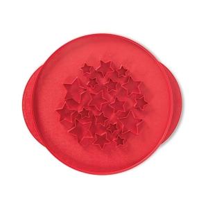 Griglia double face ciliege/stelle per crostata NW04030 Ø31,5cm Nordic Ware