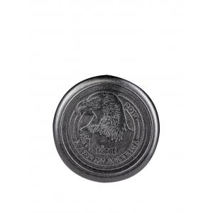 Padella tonda in ghisa logo Made in America Ø27,13cm L8SKMIA19 Lodge