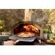 Pala per pizza forata in alluminio anodizzato 35,5cm Ooni