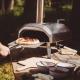 Forno a legna/carbonella portatile per pizza KARU OON UU-P0A100 Ooni