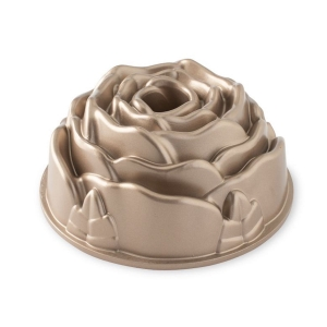 Stampo ROSE BUNDT PAN NW54148 10 cups Nordic Ware