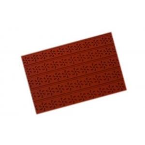 TAPIS RELIEF 09 Tappetino in silicone con decoro in rilievo 60X40 Silikomart