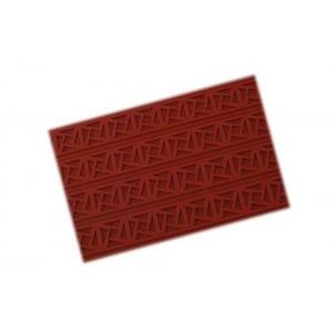 TAPIS RELIEF 10 Tappetino in silicone con decoro in rilievo 60X40 Silikomart