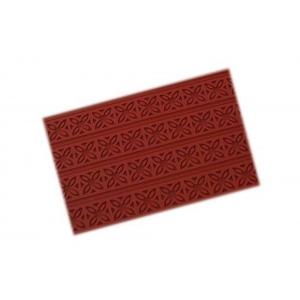 TAPIS RELIEF 11 Tappetino in silicone con decoro in rilievo 60X40 Silikomart