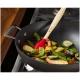 Padella wok Ø32cm in alluminio forgiato antiaderente 2 maniglie Les Forgèes Le Creuset