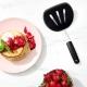 Spatola flessibile per pancake in silicone nero Oxo