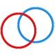 Guarnizione di sicurezza in silicone - set 2 pz (rosso e blu) 8 litri Instant Pot