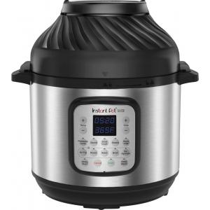 INSTANT POT DUO CRISP&AIR FRIED 11-in-1 Pentola a pressione elettrica 8 litri