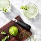 Riga limoni zester e lama liscia a canale Oxo Good Grips