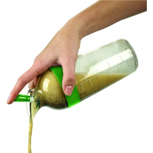 Shaker per condimenti grande 350ml verde Oxo Good Grips