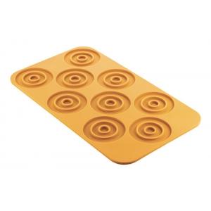 CERCHIO 3.0 Stampo in silicone 9 impronte Ø2,2-5,8-10cm H0,5cm Silikomart