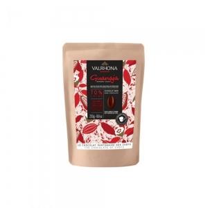 Cioccolato GUANAJA 70% Sacchetto da 250gr Valrhona