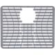 Tappetino protezione lavello in silicone grande Oxo Good Grips