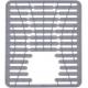 Tappetino di protezione lavello in silicone piccolo Oxo Good Grips