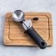 Porziona gelato regolabile blisterato in acciaio Oxo Good Grips
