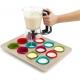 Dispenser di precisione per pastella 1litro Oxo Good Grips