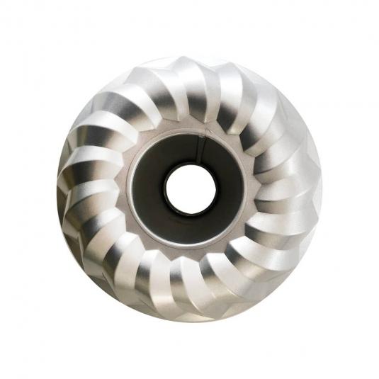 Stampo KUGELHOPF Ø22cm H11,5cm in acciaio antiaderente Decora