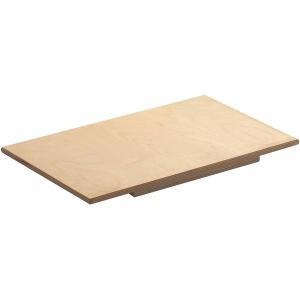 Asse da pasta spianatoia 33x50cm in legno Calder