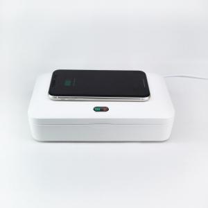 LoSt Carica batterie wireless igienizzante bianco See Alto