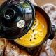 Cocotte rotonda ceramica Flame nero fusain 2,45L EH794525 Emile Henry