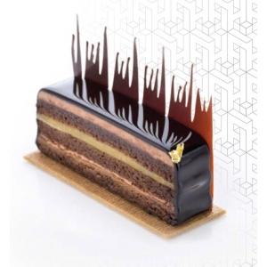 FLAME 20FH52 Dima per decorazioni in cioccolato TEMPLATE Martellato