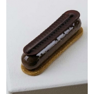 PETALO ECLAIR 20FH06 Pettine per decorazioni in cioccolato COMB Martellato