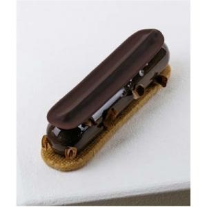FOGLIA ECLAIR 20FH04 Pettine per decorazioni in cioccolato COMB Martellato