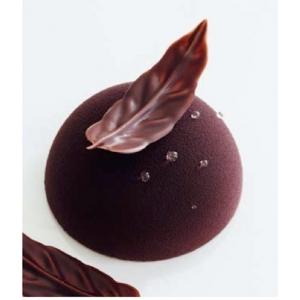 PETALO 20FH03L Pettine per decorazioni in cioccolato H8cm COMB Martellato