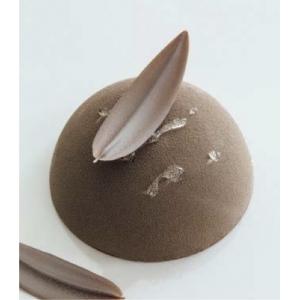 FOGLIA 20FH01L Pettine per decorazioni in cioccolato H8cm COMB Martellato